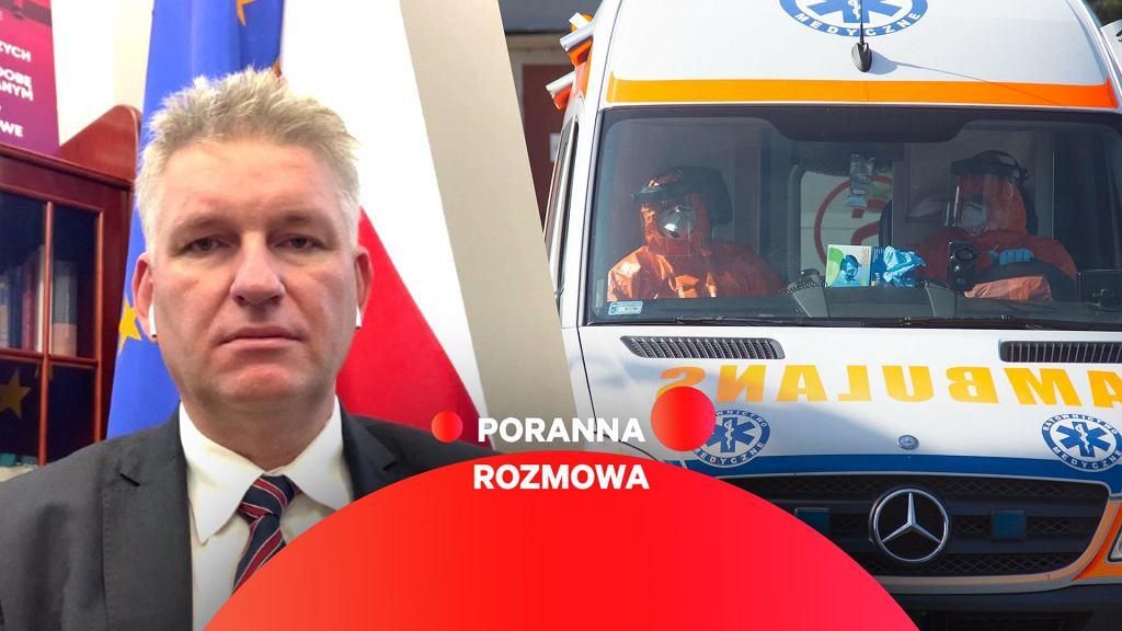 Wojciech Konieczny gościem Porannej rozmowy Gazeta.pl