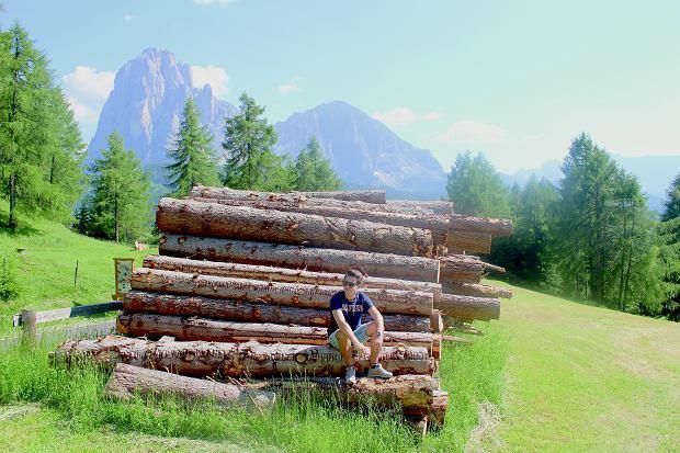 Detoks od smartfona, czyli farmerskie życie w Południowym Tyrolu