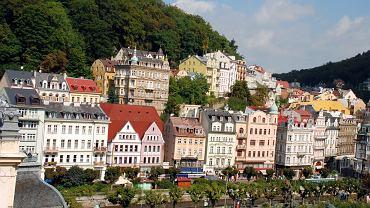 Czechy atrakcje - Karlowe Wary / Shutterstock