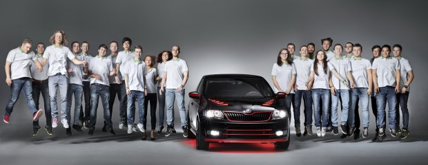 Skoda Atero Coupe