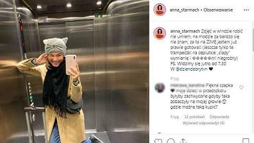 Screenshot Ania Starmach/Instagram