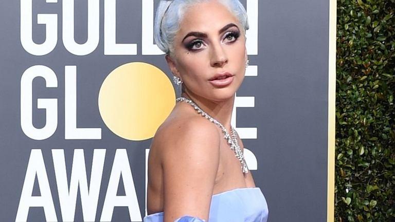 Złote Globy 2019 - Lady Gaga