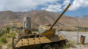 Afganistan, Dolina Pandższeru .