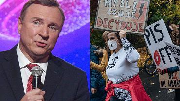 """TVP wyemitowało obrzydliwy materiał o prawach kobiet. Teraz stacja się tłumaczy. """"Mało wysublimowany żart"""""""