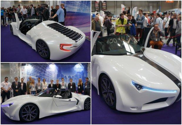Hydrocar Premier to pierwsze polskie auto z napędem wodorowym. Auto stworzone przez Riot Technologies (firmę spin-off Akademii Górniczo-Hutniczej) naukowców z AGH oraz Wojskową Akademię Techniczną (WAT)