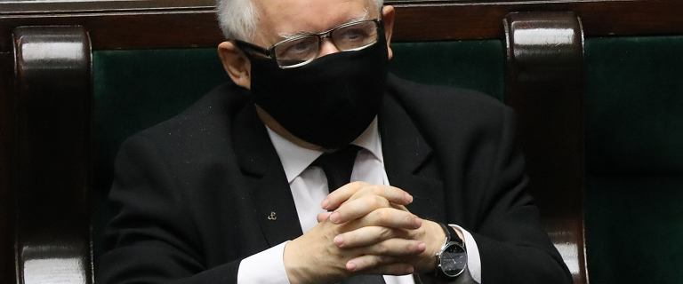 """""""Jest źle"""", """"zakiwał się na śmierć"""". W PiS wrze po decyzjach Kaczyńskiego"""