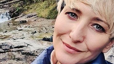 Magda Steczkowska na urlopie