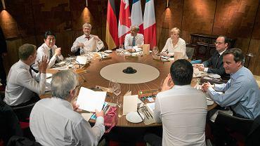 Spotkanie G7