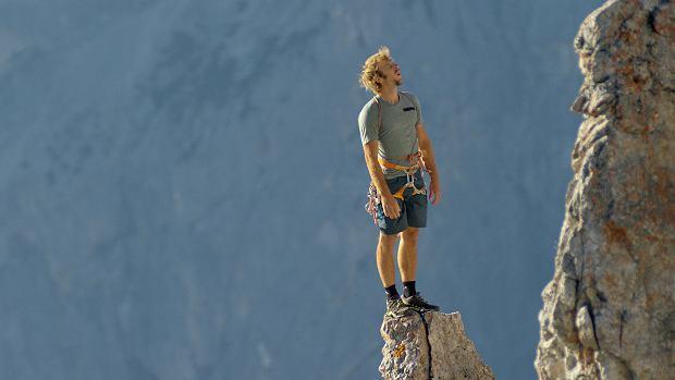 Wędrówki po Alpach dają możliwość przekraczania własnych granic