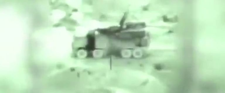 Izraelczycy atakują Syrię pomimo ostrzeżeń Rosjan