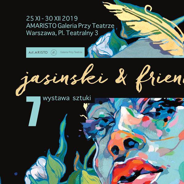 Wystawa Jasinski&friends