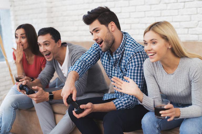 Najlepsze konsolowe gry imprezowe