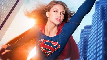 "Fragment plakatu do ""Supergirl"""