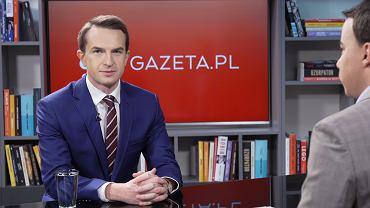 Adam Szłapka w Porannej Rozmowie Gazeta.pl