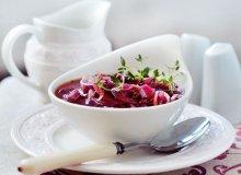 Czerwona zupa cebulowa - ugotuj