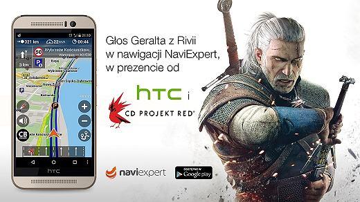 Nawigacja z Geraltem