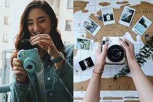 Zdjęcia z aparatu Instax - świetna pamiątka z wakacji i dekoracja domu