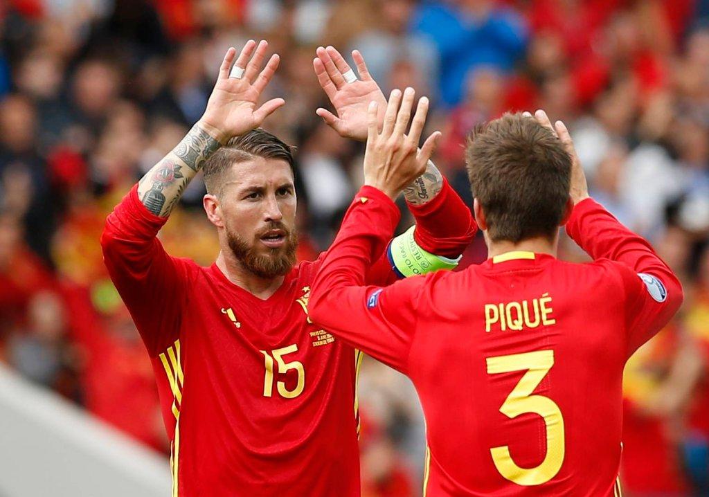 Hiszpania wygrała z Czechami 1:0 w poniedziałkowym meczu