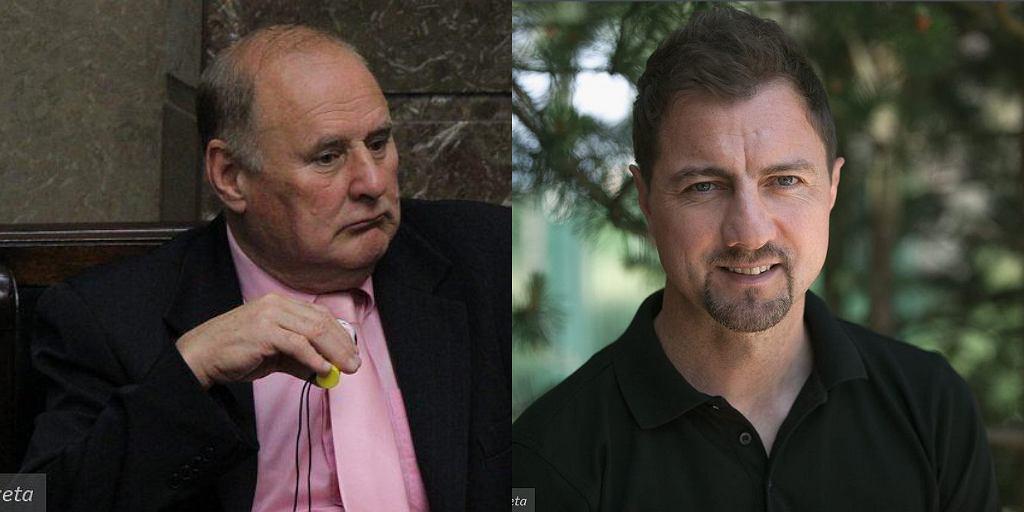 Jan Tomaszewski i Jerzy Dudek