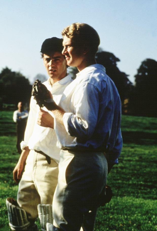 Hugh Grant, James Wilby, 1987.