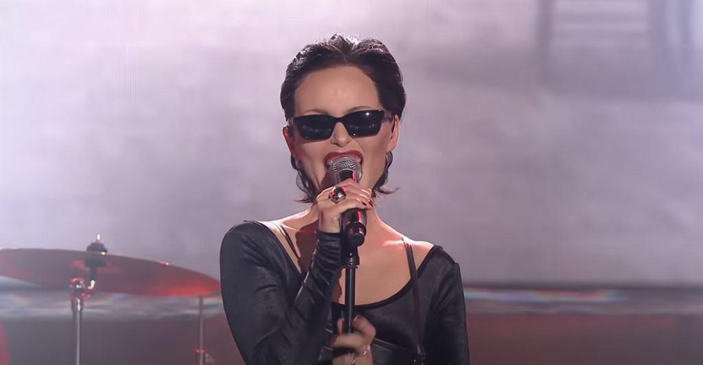 Paulina Sykut-Jeżyna jako Kora - Twoja Twarz Brzmi Znajomo