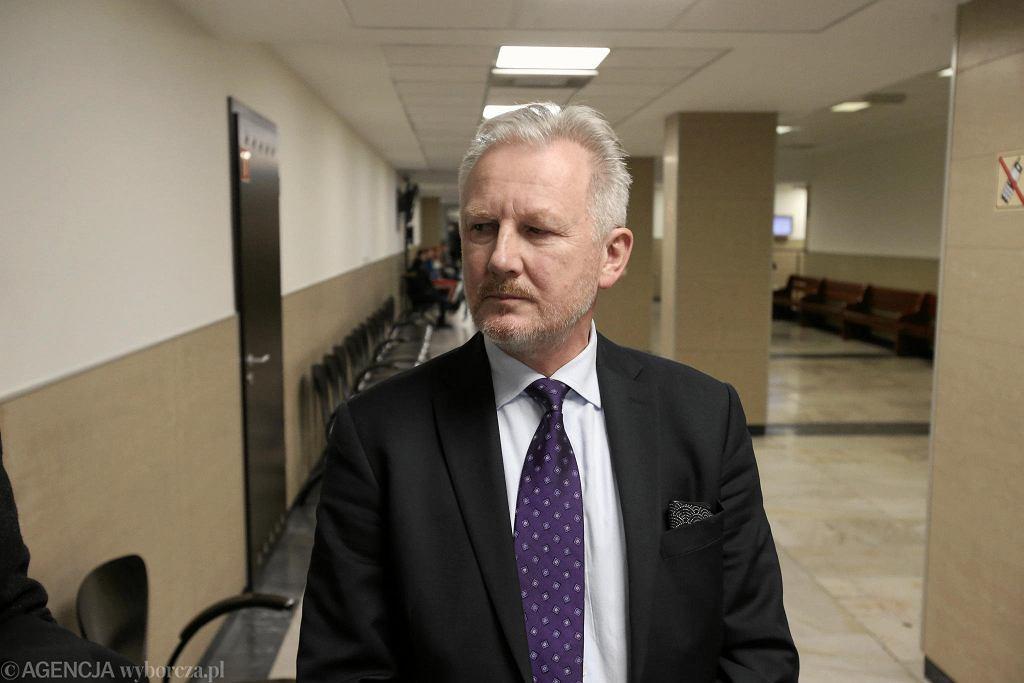 12 lutego 2019 r. Wojciech Kwaśniak w szczecińskim sądzie