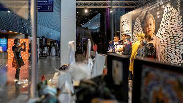 Katowice, Stoisko Domu Aniołów Stróżów na Europejskim Kongresie Gospodarczym