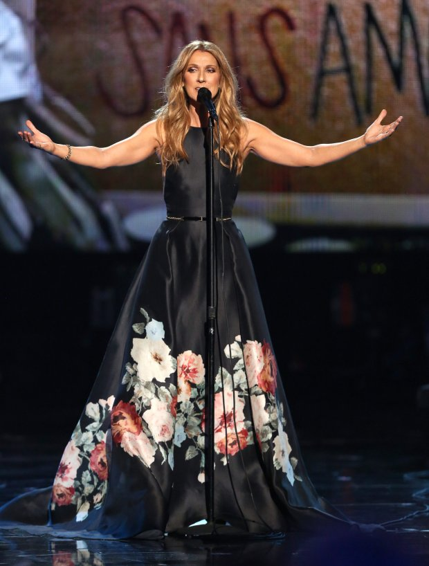 American Music Awards 2015 - Celine Dion