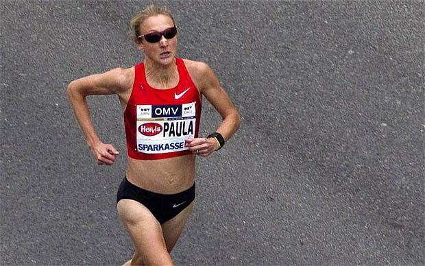 We wspomnianej rzeszy ludzi jest m.in. maratonka Paula Radcliff. Jej ciało zawiera 5% tłuszczu. Dolna granica normy dla kobiet to 22%.