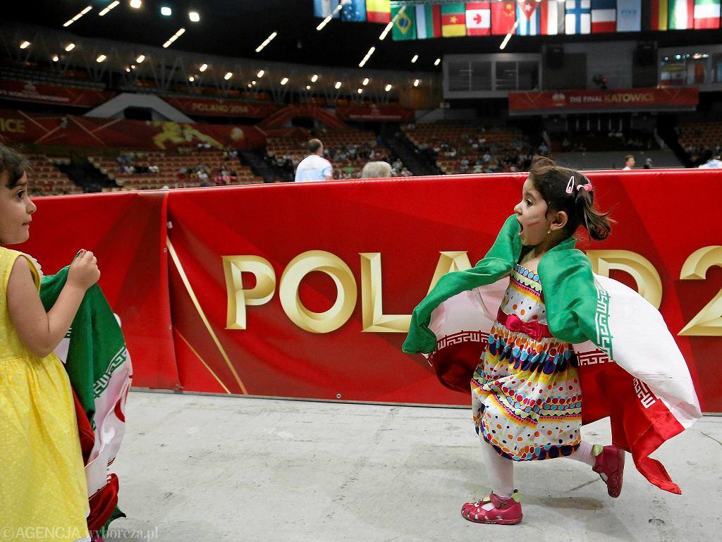 Mistrzostwa świata w siatkówce 2014. Kibice Iranu