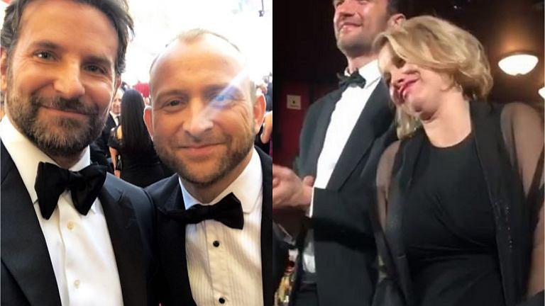 Bradley Cooper, Borys Szyc, Tomasz Kot, Joanna Kulig