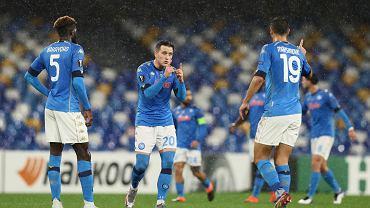 Włoskie media oceniły Zielińskiego po sensacyjnej porażce Napoli.