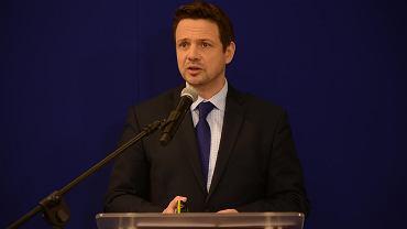 Rafał Trzaskowski podsumowuje 100 dni swojej prezydentury