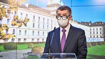Premier Czech Andrej Babisz