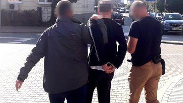Aresztowanie 23-latka podejrzanego o zabicie psa