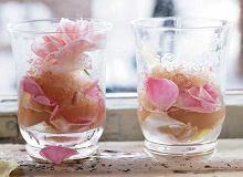 Sorbet różany - ugotuj