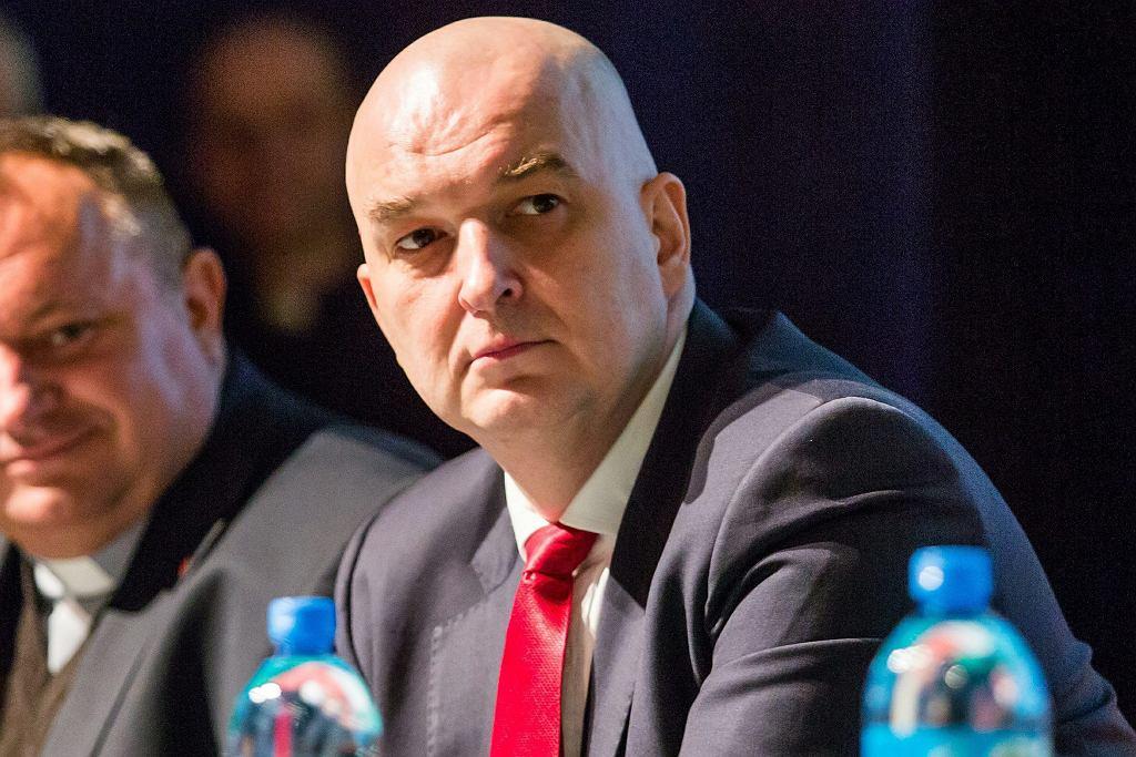 Dr Sławomir Dębski, dyrektor Polskiego Instytutu Spraw Międzynarodowych