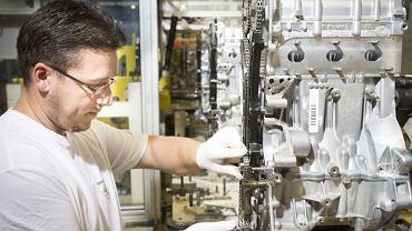 Produkcja silników 1.2 HTP w zakładach Skody