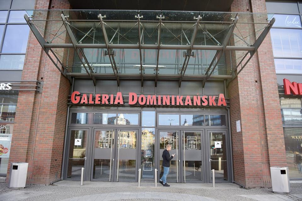Wrocław. Galeria Dominikańska - to tutaj zaatakował nożownik