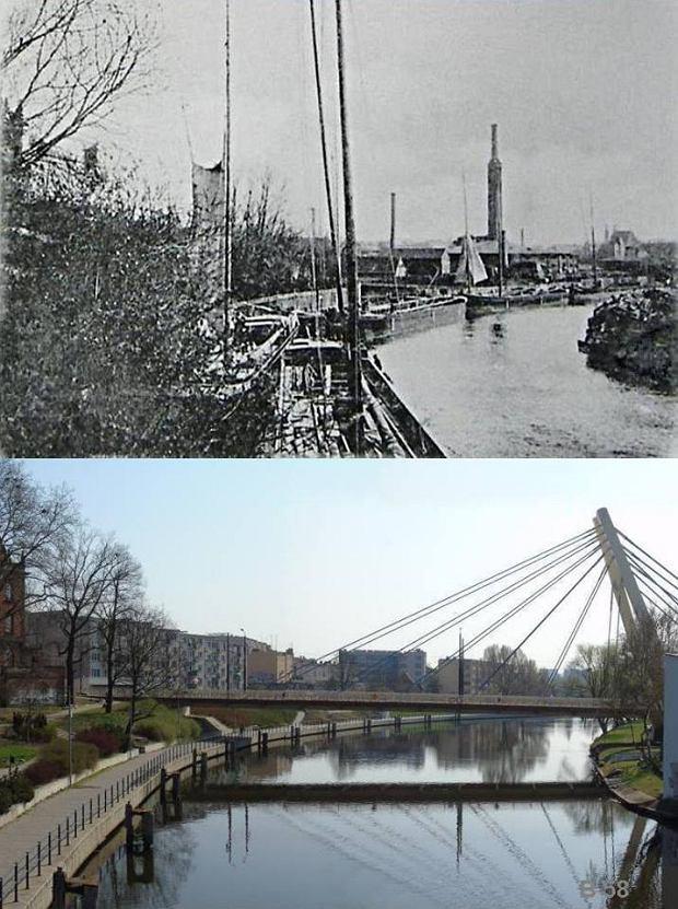 Zdjęcie numer 9 w galerii - Tak zmieniła się Bydgoszcz. Jeszcze więcej mistrzowskich porównań zdjęć
