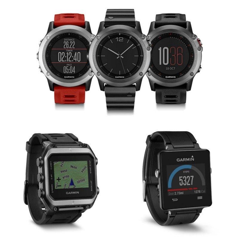 Nowe zegarki do biegania Garmin