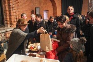 Już wkrótce Wielki Świąteczny targ Dobrego Jedzenia w Fortecy