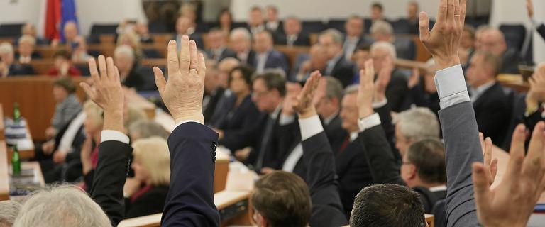 PiS nie odpuszcza w Senacie. Wciąż walczy o drugiego wicemarszałka