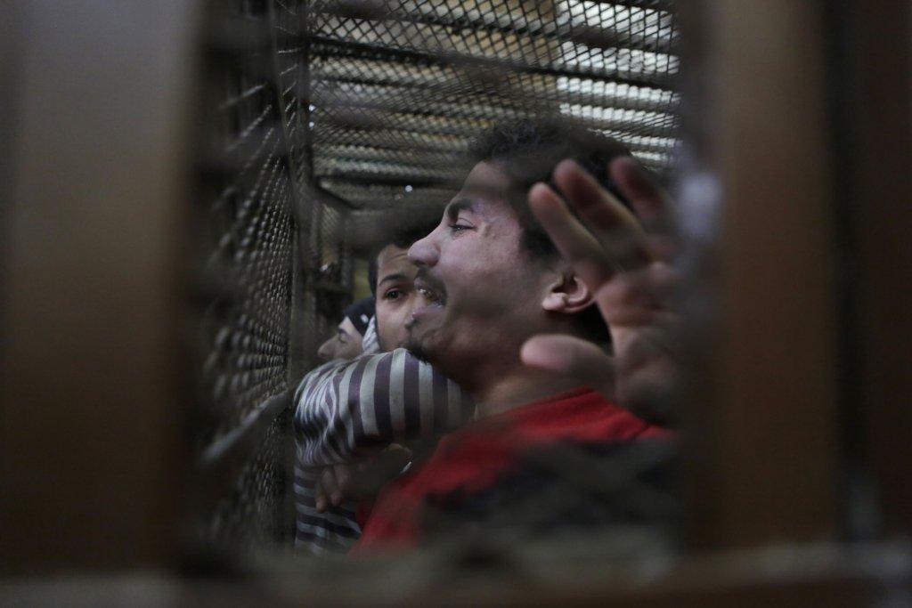 Areszt w Kairze