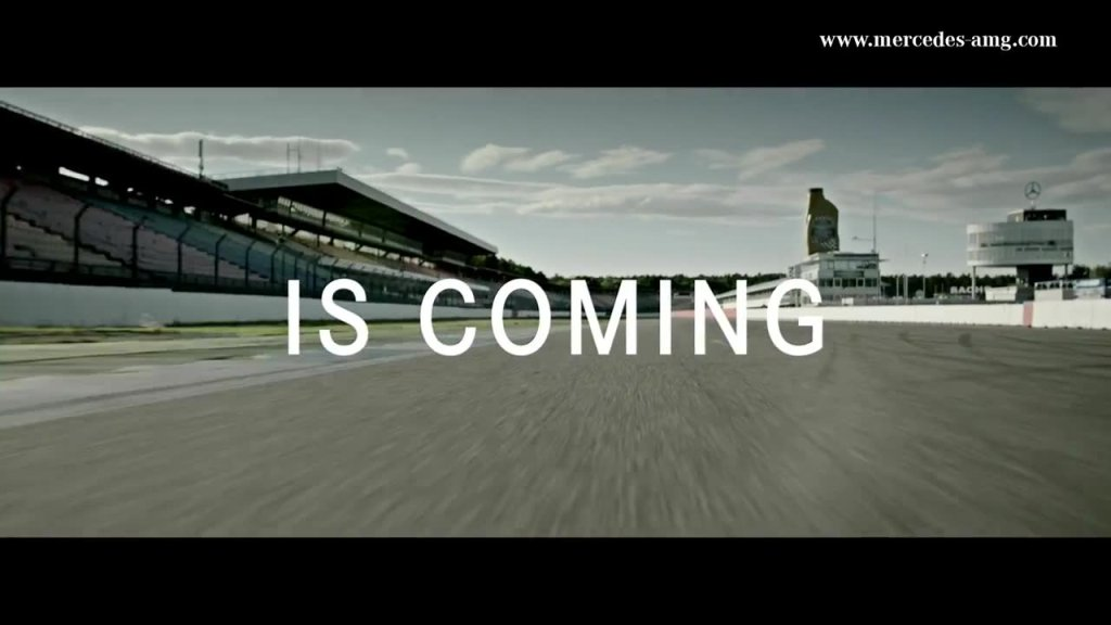 Mercedes-AMG | Nadjeżdża coś szybkiego