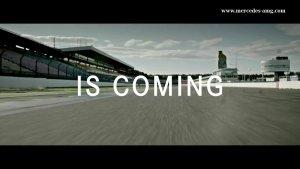 Wideo   Mercedes-AMG   Nadjeżdża coś szybkiego