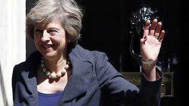 Theresa May zastąpi w fotelu premiera Davida Camerona