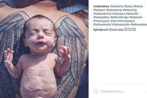Rodzice robią sobie tatuaże z okazji narodzin (a niekiedy utraty) dziecka. Co o tym sądzicie?