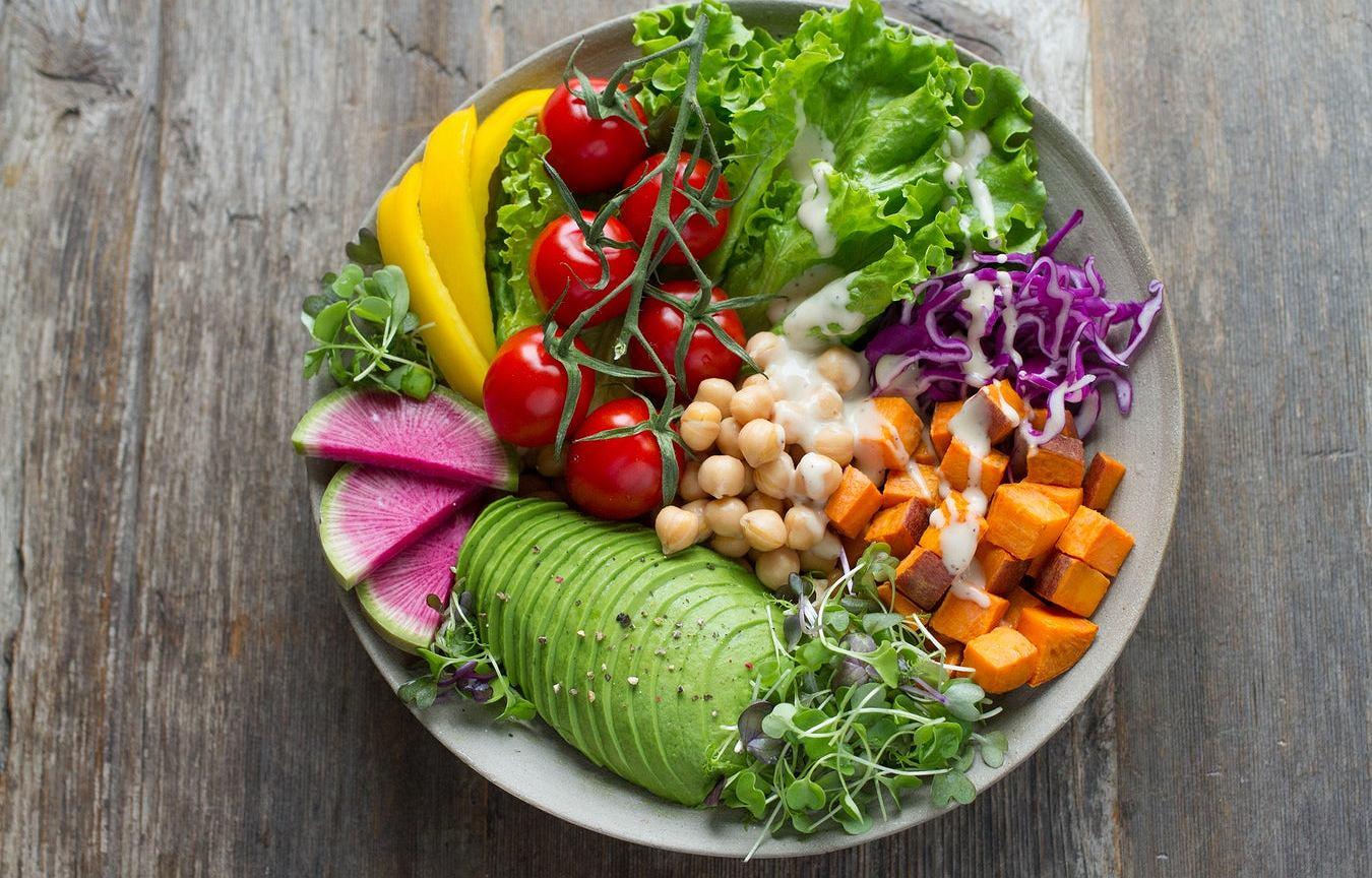 Co jeść żeby schudnąć przykładowy jadłospis