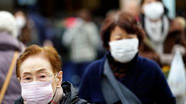 Mieszkańcy Tokio